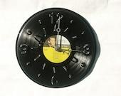 Vintage Vinyl Record Clock - Frank Sinatra