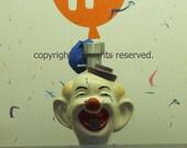 Carnival Water Clown Fine Art Interior Design