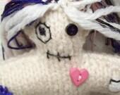 Knitted Voodoo Doll small - VooDollZ