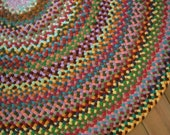 Reserved Custom Braided Rug Listing for weezieming