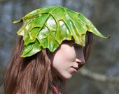 Summer Leaf Hat