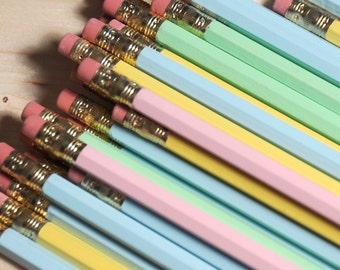 Qty 50 Misprints / Irregular Pencils - Seconds
