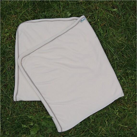 Baby Blanket, Organic BAMBOO (SALE - 20 dollars off)
