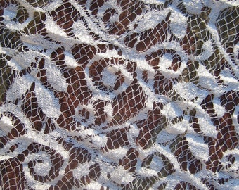 slate blue lace fabric cadet blue lace dark cyan lace blue
