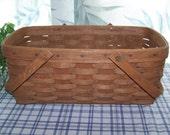 Longaberger Medium Chore Basket