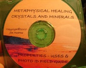 Metaphysical Healing Crystals Quartz Properties Uses Photo Field Identification Guide