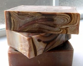 6 bars of handmade soap