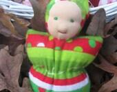 Holiday Baby Bunting Gnome