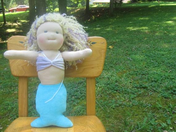 Custom mermaid tai