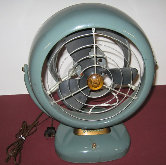 Best Table Top Fan : Vintage vornado table top electric fan model b c