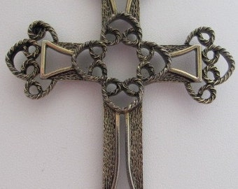 Vintage Limited Edition Sarah Coventry Cross