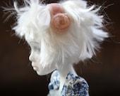 Reserved. Balance. Cadabby Pixie Taylor. Fantasy OOAK Clay Art Doll