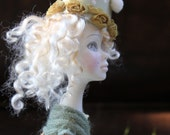 For Adele. CUSTOM CADABBY Fantasy OOAK Clay Art Doll (balance)