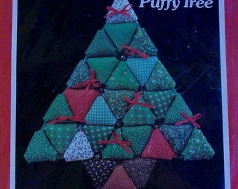 Yours Truly Puffy Tree Patchwork Pattern