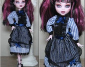 style4doll - Handmade outfit for Monster High, Cleo Draculaura Ghoulia Lagoona Frankie Clawdeen Wolf Spectra
