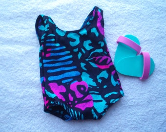 Bathing Suit for American Girl Doll