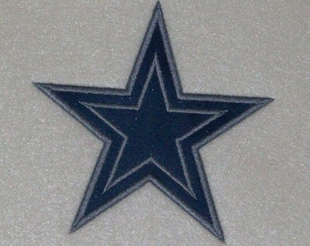 Star Embroidery Machine Applique Design 10115