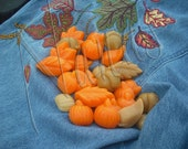 Fall Pumpkin Candle Tarts - You Choose Scent