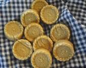 Baklava Candle Tart Melt