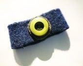 VIRGINIA Recycled Sweater Felted Wool Bracelet