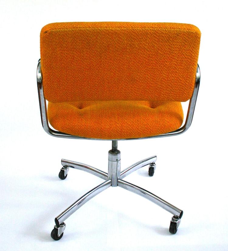 Vintage Office Desk Chair Mid Century By Rhapsodyattic