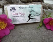 Organic Wild Rose Soap An extremely delicate soap great for use all over the body