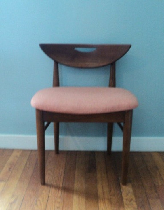 RESERVED    Mid Century Danish Look Chair