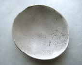 small bowl with clear crackle glaze