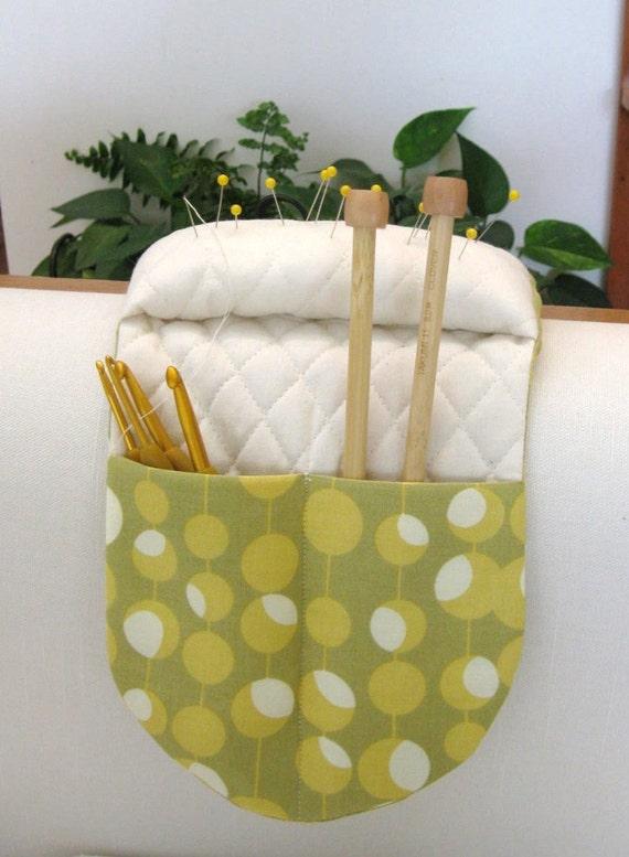 A Craft Caddy - Amy Butler fabric
