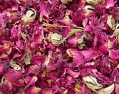 2/3 oz Red Rose  Buds and Petals