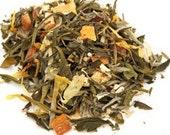 1 oz Ginger Peach White tea