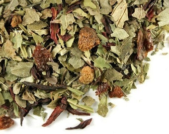 1 oz Three berry tea Bulk