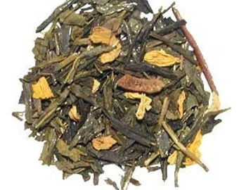 1 oz Southern Peach Green Tea