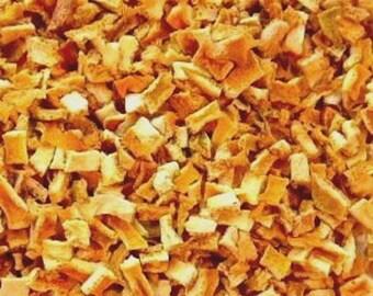 1 oz dried small orange peel