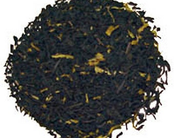 1 oz Mango Coconut black tea