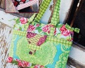 City Market Tote by Kati Cupcake Pattern Co.- Sewing Pattern