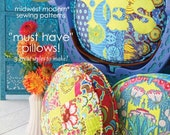 Must Have Pillows AB 050MH Amy Butler Pattern