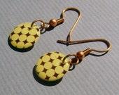 BJB Kydz Sticker Earrings