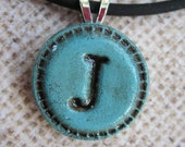 letter necklaces small personalized