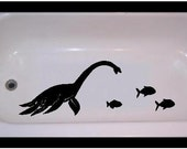 Private Listing for Jamie Non-skid decal for bathtub, shower Dinosaurs II and toilet target dinos set