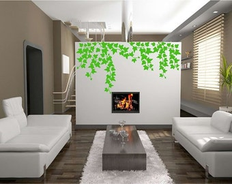 Ivy Vinyl Wall Decal
