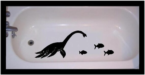 Non-skid decal for bathtub, shower Dinosaurs II