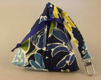Original Pacifier Pyramid/Coin Purse/Jewelry Bag/Small Item/Gift PouchTriangle Pod Pouch
