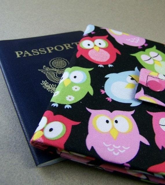 Dollbirdies Passport Wallet Covers