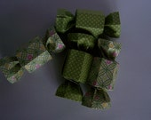 Origami Favor Boxes Candy Twist