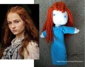 SANSA STARK doll (Game of Thrones)
