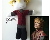 TYRION LANNISTER (Game of Thrones) - Fleece Doll