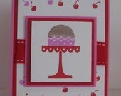 Everything is Cherry Greeting Card