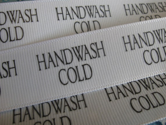 Grosgrain Fabric Labels, one and one-half inch ribbon, spool - uncut, light ivory or white
