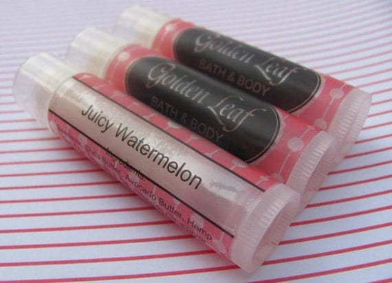 custom lip balm labels tube wrap stickers clear or by With custom chapstick labels